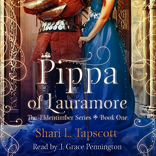 Pippa of Lauramore audiobook cover art