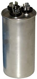 Mars 2 12878 Motor Run Capacitor 40/5 MFD 370V ROUND