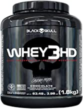 Whey 3HD - 1800g Chocolate - Black Skull, Black Skull
