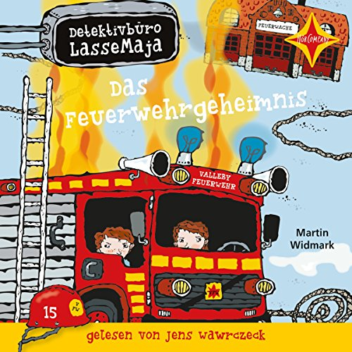 Das Feuerwehrgeheimnis Titelbild