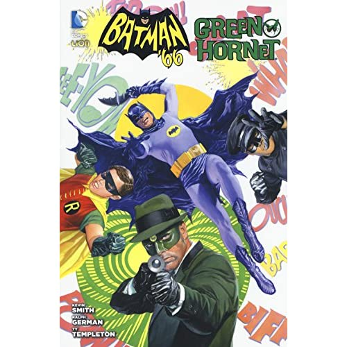 Batman '66 e Green Hornet