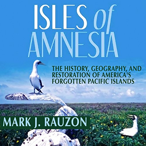 Isles of Amnesia audiobook cover art
