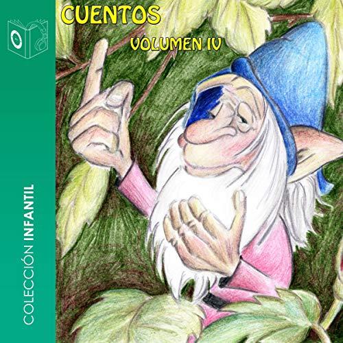 Cuentos, Volumen IV [Stories, Volume 4] cover art
