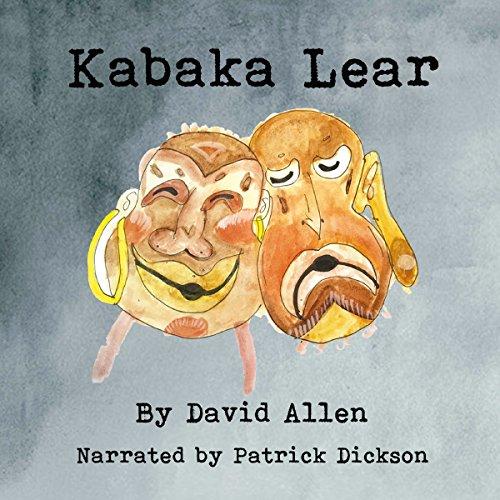 Page de couverture de Kabaka Lear