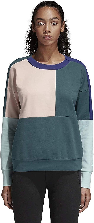 Adidas Women Sweatshirts ID Glory Running Casual Fashion Stylish Training