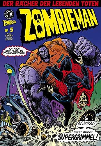 Zombieman 5: Der Rächer der lebenden Toten