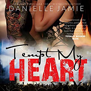 Tempt My Heart: Brittan & Jordon audiobook cover art