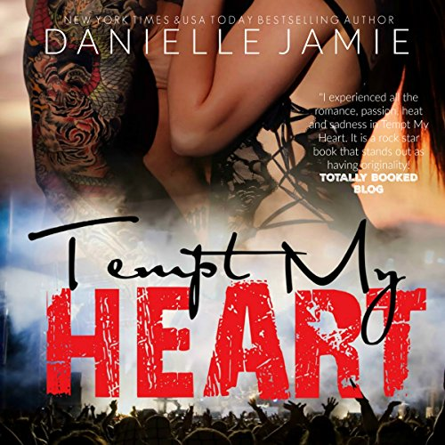 Tempt My Heart: Brittan & Jordon audiobook cover art