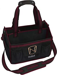Noble Outfitters Collapsible Equinessential Horse Equine Equipment Tote Bag