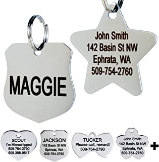 Best purchase dog tags Reviews