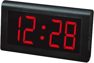 XGBDTJ Relojes De Mesa Reloj De Mesa Reloj De Pared Led Números ...
