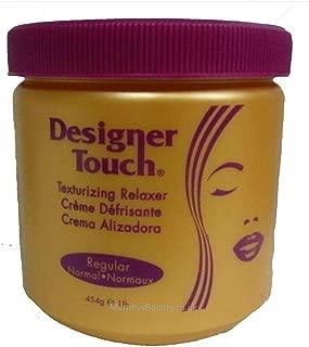 Designer Touch Texturizing Relaxer Regular (Normal) 16oz