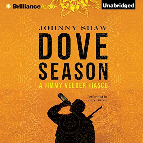 Dove Season audiobook cover art