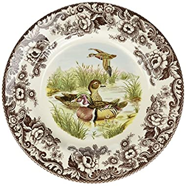 Spode Woodland Wood Duck Dinner Plate