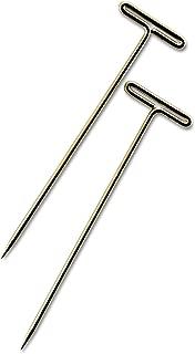 ADVANTUS Gem 1.5-Inch T-Pins, 100 per Box (87T)