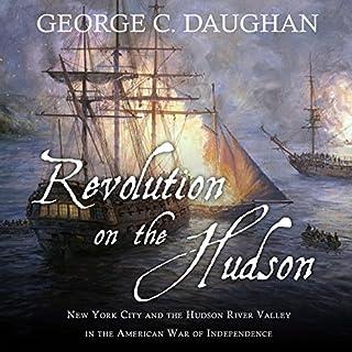Revolution on the Hudson cover art