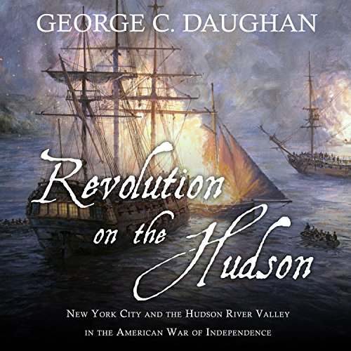 Revolution on the Hudson audiobook cover art