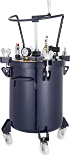 Best paint pressure tanks Reviews