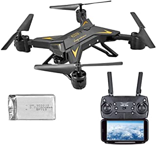 IDEA9 2.4Ghz GPS FPV WiFi 1080P HD Camera Foldable RC Quadcopter Selfie Drone by SMOXX