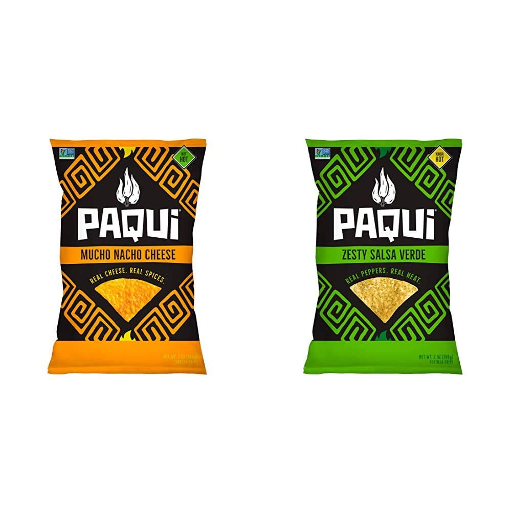 Paqui Tortilla Chips Gluten Non-Gmo Free Much Max Shipping included 54% OFF Flavored
