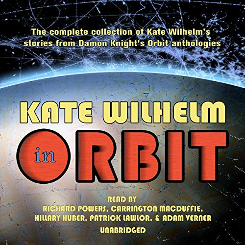 Kate Wilhelm in Orbit copertina