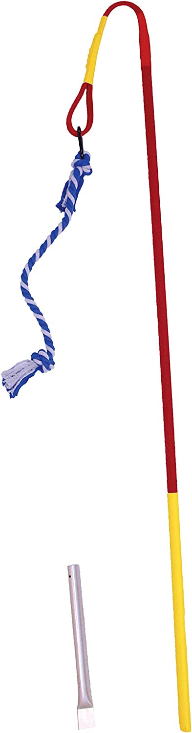 Tether outlet Tug Outdoor Toy for All Dogs Very popular 70 Medium Under l