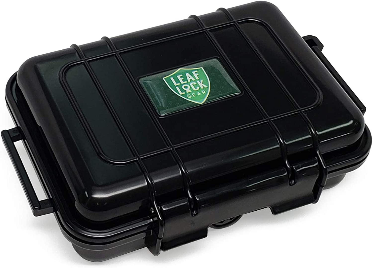 Leaf Lock Gear Air-Tight, Waterproof, Smell Proof Travel Case