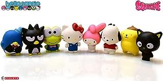 Just Toys 183191 Hello Sanrio Squishme Keroppi Squeeze Toy