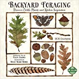 Backyard Foraging 2021 Wall Calendar: Discover Edible Plants and Kitchen Inspiration