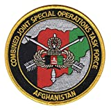 Combined Joint Special Operations Task Force Afghanistan Round Patch