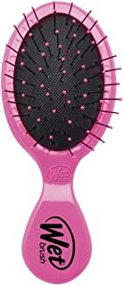 JD Beauty - US 7257074 Wet Hair Brush44; Squirt Pink - Pack of 4