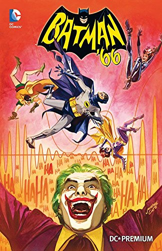DC Premium Hardcover #89 : Batman '66 II (2015, Panini) *Auf 333 Exemplare limitiert*