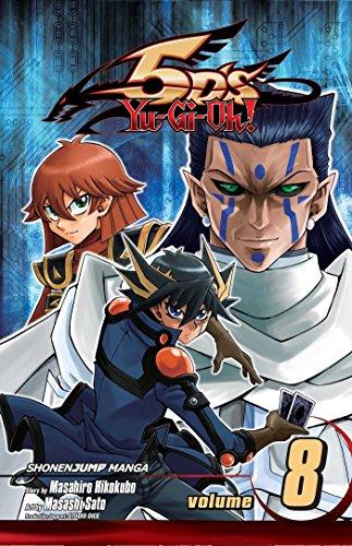 Yu-gi-oh! 5d's 8: Light Sense!!