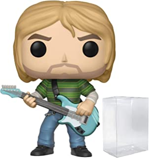 Funko Rocks: Nirvana - Kurt Cobain (Teen Spirit) Pop! Vinyl Figure (Includes Compatible Box Protector Case)