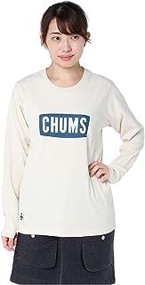 チャムス Tシャツ 長袖 レディース Boat Logo L/S T-Shirt Women's ボートロゴ長袖Tシャツ トップス カットソー CH11-1284 Off White WL
