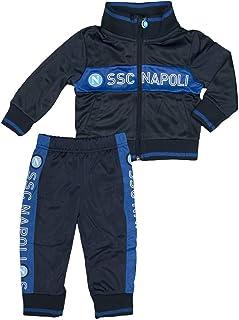 SSC Napoli Parigamba Lycra Neonato+Cuffia in Omaggio N90294