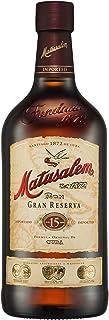 Matusalem - Gran Reserva 15, Iconico Rum Scuro Pluripremiato Premium, 70cl