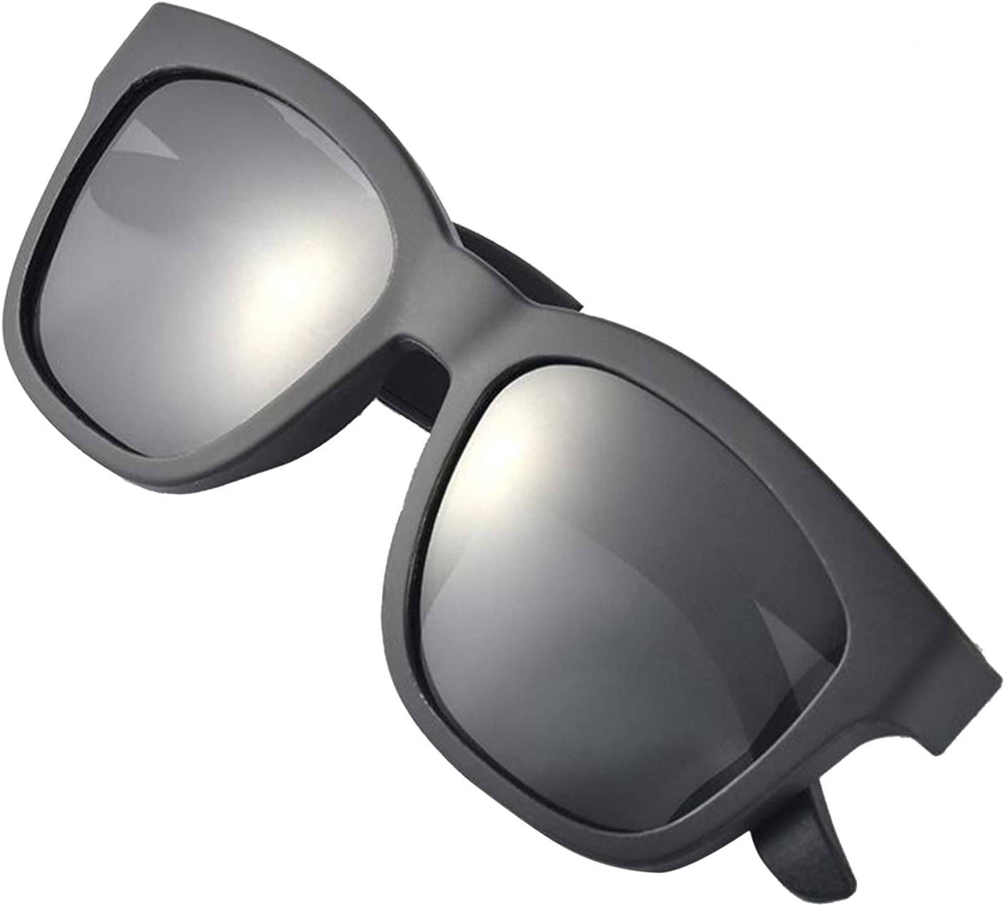Black Audio Sunglasses Smart Bluetooth MP3 Headset Glasses Handfree,Light Weight