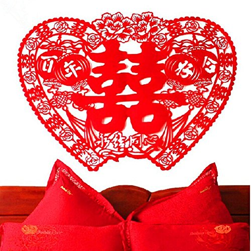 Xiaomei Chinese Traditional Wedding Red Non-Woven...