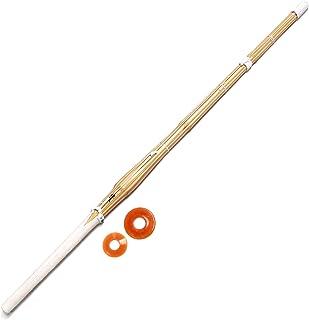 E-BOGU 上製竹刀 完成品(サイズ39) ※プラスチック鍔+鍔止ゴム付き