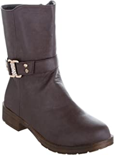 Shuz Touch Coffee Boot