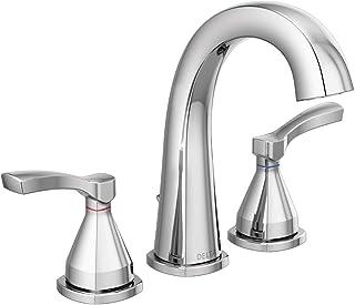 Delta Faucet 35775-MPU-DST Faucet Widespread, Chrome