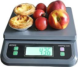 ZCXBHD Balances électroniques cuisine 30kg / 1g, balance de nourriture de Digital faisant cuire à la maison faisant cuire ...