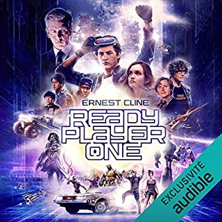 Couverture de Ready Player One