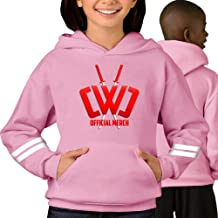 PIERRE VIRGILE Chad Wild Clay Fashionable Adolescent Children Boys and Girls Hoodies