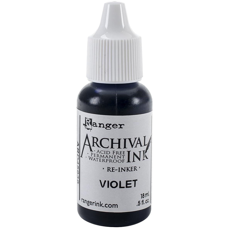 Ranger Wendy Vecchi Designer Series Archival Re-Inkers, 0.5 oz, Violet