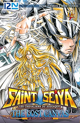 Saint Seiya - Les Chevaliers du Zodiaque - The Lost Canvas - La Légende d'Hadès - Tome 16