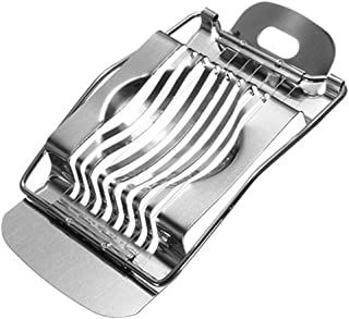 Egg Slicer With Stainless Steel Wires This Slicer