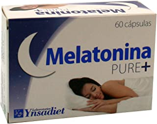 MELATONINA PURA 60 CAP