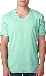 Men's Premium Cotton Blend V-Neck Shirt